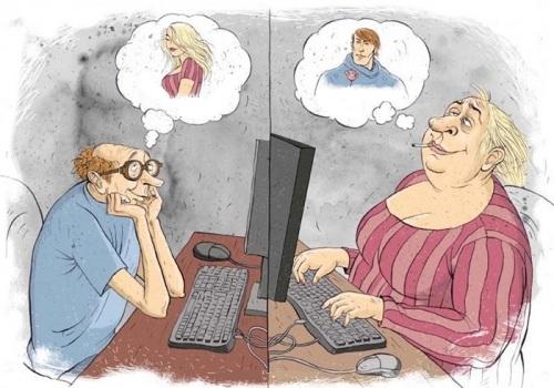 Знакомства в интернете. Пустая трата времени или нет?