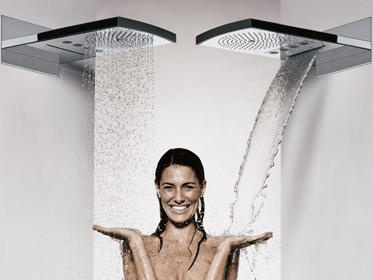 Контрастный душ поможет сохранить кожу упругой и молодой после 30